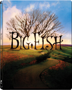 Big Fish - Steelbook d'édition limitée exclusive Zavvi