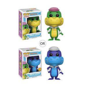 Hanna Barbera Wally Gator Pop! Vinyl Figure with Chase