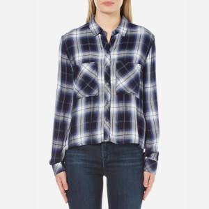 Rails Women's Dylan Shirt - Oxford Blue