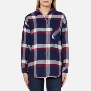 Rails Women's Jackson Shirt - Catalina/Wine