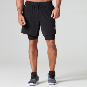 Pantalón Corto Deportivo Dual
