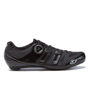 Giro Sentrie Techlace Road Cycling Shoes - Black