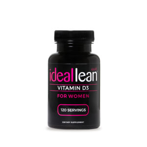 IdealLean Vitamin D3 120 Servings