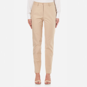 Boutique Moschino Women's Chino Trousers - Cream