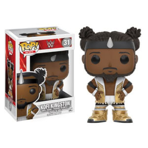 WWE Kofi Kingston Pop! Vinyl Figure