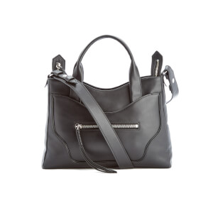 Elizabeth and James Women's Andie Satchel - Black