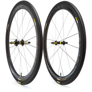 Mavic Cosmic Pro Carbon Exalith Clincher Wheelset