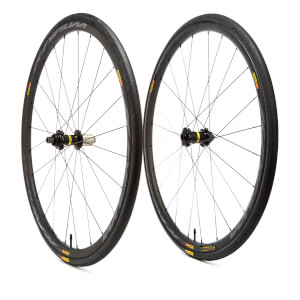 Mavic Ksyrium Pro Carbon SL Disc Clincher Wheelset