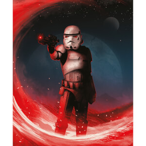 Stormtrooper Exclusive Limited Edition Giclee Art Print - Only 300 Available