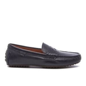 Polo Ralph Lauren Men's Wes-E Driving Shoes - Newport Navy