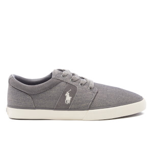 Polo Ralph Lauren Men's Halmoreii-NE Trainers - Grey