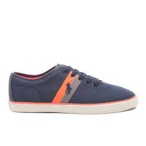 Polo Ralph Lauren Men's Halford-NE Trainers - Navy