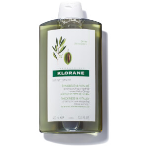 KLORANE Shampoo with Essential Olive Extract - 384ml
