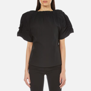 MSGM Women's Crispy Top - Black