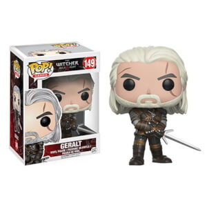 Witcher Geralt Pop! Vinyl Figur