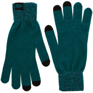 Myprotein Knitted Gloves – Teal