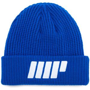 Megzta kepurė - Mėlyna