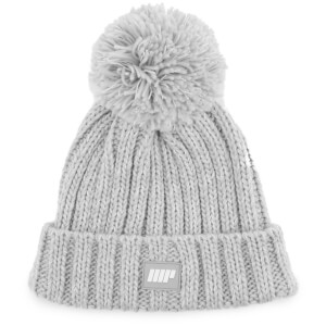 Bobble Hat – Grå