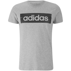 adidas Men's Sports Essential T-Shirt - Grey