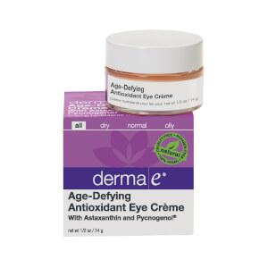 derma e Age-Defying Eye Creme