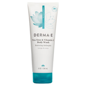 derma e Tea Tree and E Face & Body Wash