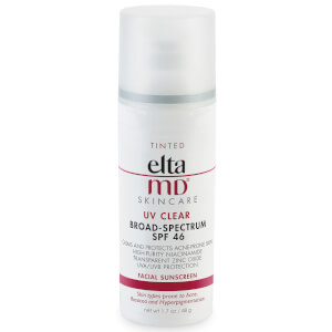 EltaMD UV Clear Tinted Broad-Spectrum SPF46