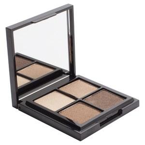 glo minerals Smoky Eye Palette - Warm