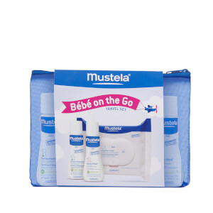 Mustela Bebe On-the-Go Travel Set