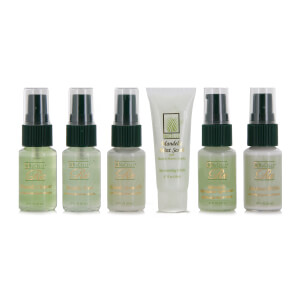 NuCelle Mandelic Travel System SPF 17 w/ Scrub - Normal