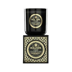 Voluspa Maison Noir Classic Maison Candle - Crisp Champagne