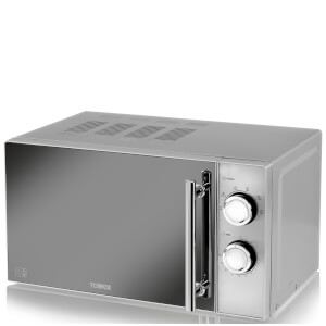 Tower 800W Microwave - Silver