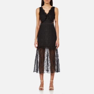 Three Floor Women's Look to the Sky Dress - Black