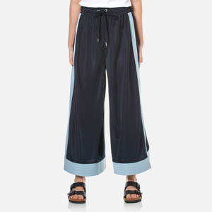 Ganni Women's Hendrix Trousers - Total Eclipse