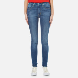 Levi's Women's Mile High Super Skinny Jeans - Shut the Front Door