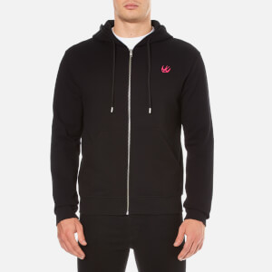 McQ Alexander McQueen Men's Clean Zip Hoody - Black