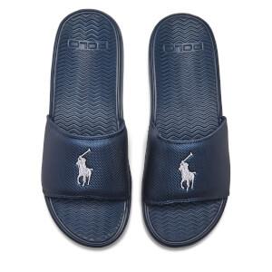 Polo Ralph Lauren Men's Rodwell Slide Sandals - Blue