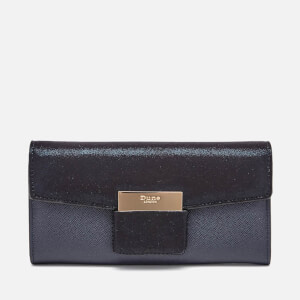 Dune Women's Kebella Long Purse - Navy