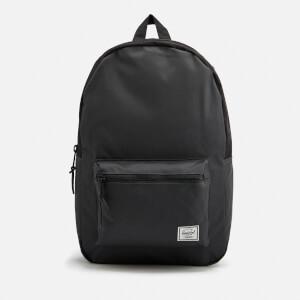 Herschel Supply Co. Settlement Backpack - Dark Shadow/Black