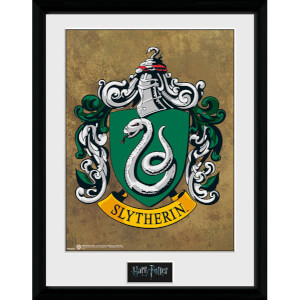 "Harry Potter Slytherin Framed Photographic - 16"""" x 12"""