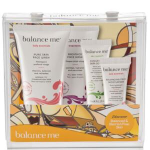 Balance Me Discover Balanced & Blemish Free Skin