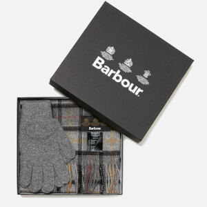 Barbour Scarf and Glove Set - Modern