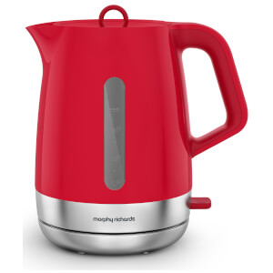 Morphy Richards 101212 1.5L Chroma Kettle - Poppy