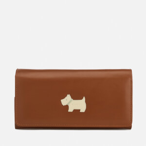 Radley Women's Heritage Dog Foldover Matinee Purse - Tan