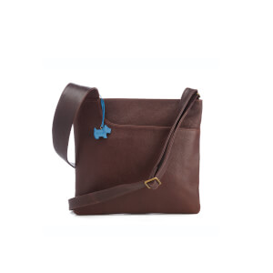 Radley Women's Pocket Bag Large Zip Top Cross Body Bag - Brown