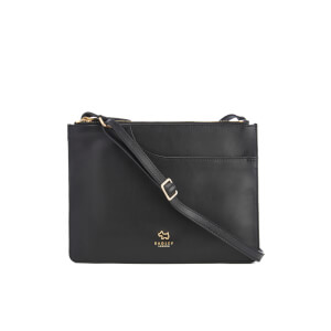 Radley Women's Pockets Medium Zip Top Cross Body Bag - Black