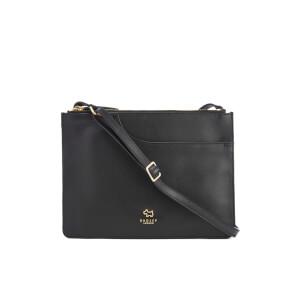 Radley Women's Pockets Medium Zip Top Cross Body Bag - Black