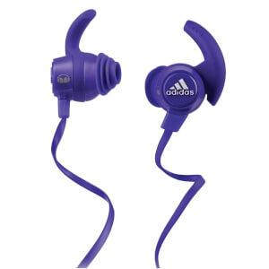 Monster Adidas Supernova ACT Sports Earphones - Purple