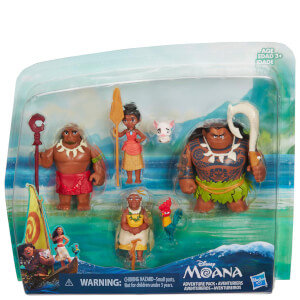 Disney Moana Adventure Doll and Action Figure Action Pack: Image 2