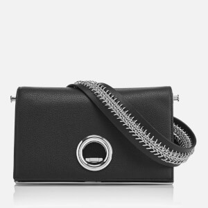 Alexander Wang Women's Riot Convertible Chainmail Clutch Bag - Black