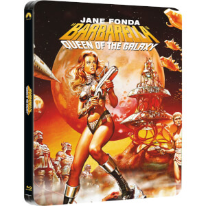 Barbarella - Limited Edition Steelbook